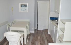 Appartement A101 tout confort dans résidence bord de mer avec piscines chauffées