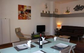 Appartement 3 pièces- 60 m² environ - jusqu'à 4-6 personnes.