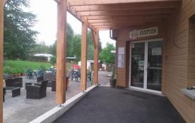 Camping Bois de Gravière, 30 emplacements, 15 locatifs