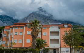 Appartement pour 2 personnes à Baška Voda