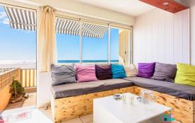 Port-la-Nouvelle (11) - Quartier Plage - Résidence L'Elienda. Appartement 2 pièces de 31 m² envir...