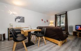 Appartement 2 pièces cabine 2-4 personnes