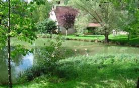 Chalet au calme en Aveyron. Situé dans le hameau de Vernet-le Bas, à proximité de Balaguier d'Olt...