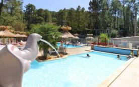 Camping Bois Simonet - Chalet LAVANDE - 2 chambres
