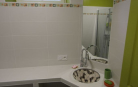 Salle de bains - lavabo