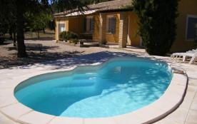Villa à LE BARROUX