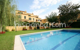 location maison proche mer à Llafranch - résidence piscine Costa Brava |a