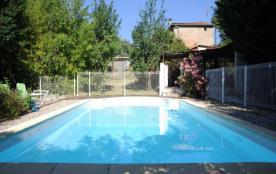 Gîtes de France - Jolie maison indépendante située dans un quartier très calme d'Aubenas.