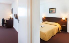 Adagio access Aparthotel Strasbourg Illkirch - Appartement Studio 2 personnes