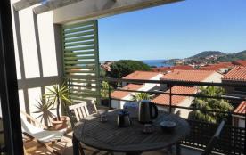 3FINCA694- Collioure- Appartement- Résidence Finca Majorca.