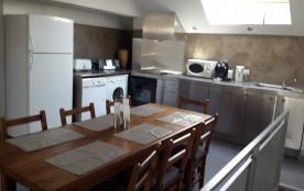 cuisine salle manger