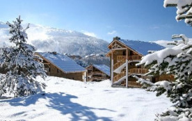 Résidence La Crête du Berger - BCT-duplex-cabine