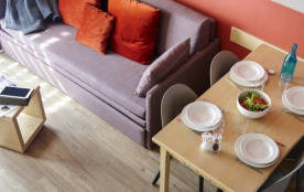 Adagio Aparthotel Marseille Prado Plage - Appartement 1 chambre 4 personnes