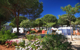 Camping Cabopino, 250 emplacements, 60 locatifs