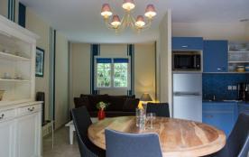 Maisons duplex 4/6 personnes dans résidence 4*
