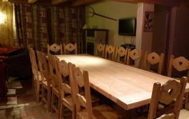 Salle à manger - Chalet de l'Ours