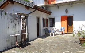 Studio pour 4 personnes à Mergozzo