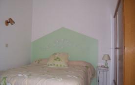 chambre 2 lit en140