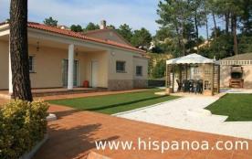 Agréable villa de plein pied située dans le quartier Aiguaviva Parc.