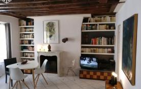 Bel appartement de 50 m2 élégants et super équipés proche République