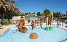 Camping Le Clos Virgile - Mh 2Ch 4/6pers + Terrasse