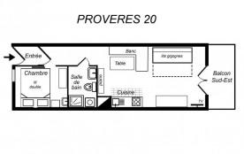 Appartement 2 pièces 4 personnes (012)