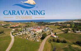 Camping Playa de Oyambre, 150 emplacements, 50 locatifs