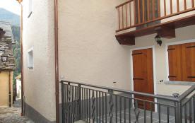 Appartement pour 2 personnes à Druogno