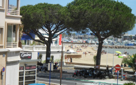 Grand T3 meublé  - Ste-Maxime - Plage - Parking