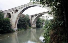 Le pont du diable ceret