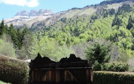 vue depuis la terrasse (table extérieure)