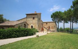 Appartement pour 2 personnes à Perugia