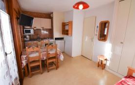 Studio cabine 4 personnes (209)