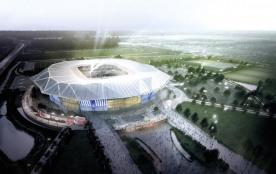 Grand Stade Olympique Lyonnais à 200 mètres