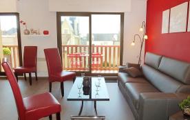 Appartement pour 2 personnes à Deauville-Trouville