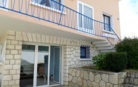 À 150m de la Plage, Appartement dans villa 3 pièces.