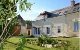 Grand gite-La Loire en Touraine-25kms de Tours A85 - La Chapelle aux Naux