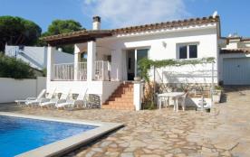 Charmante villa LA MOUETTE, avec piscine privée pour 8 personnes