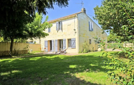 Detached House à SAINT MAGNE DE CASTILLON