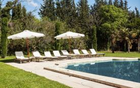 Mas Provençal de grand prestige