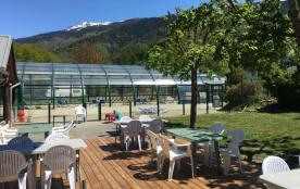 Camping Qualité l'Eden de la Vanoise, 90 emplacements, 20 locatifs