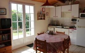 Ile de Noirmoutier - Barbâtre - Maison 6 pers