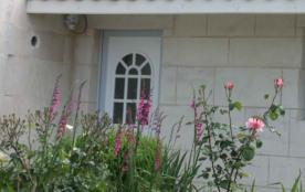 Location maison bord de Charente 6 personnes Accès direct dans une impasse - Port d'Envaux