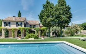 Sublime mas de charme à Saint-Rémy-de-Provence
