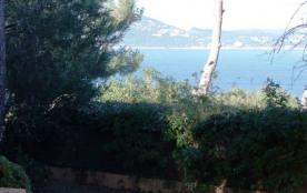 Maisonnette avec terrasse de 70m² avec magnifique vue mer