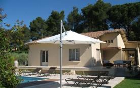 Cette villa satisfera parfaitement des vacanciers en quête de confort et de tranquillité.
