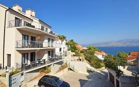 Appartement pour 2 personnes à Brač/Postira