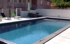 Villa - piscine bord de mer
