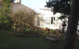 FR-1-258-39 - RIVEDOUX PLAGE MAISON DE PECHEUR  proche plage avec jardin.