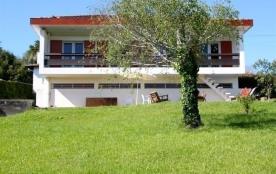FR-1-0-381 - Villa Berasteguia - le calme à 5 min de la plage de Socoa